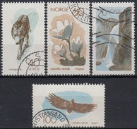 NORUEGA 1970 Nº 558/61 USADO - Noruega