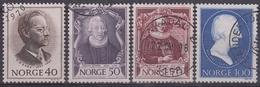 NORUEGA 1970 Nº 569/72 USADO - Noruega