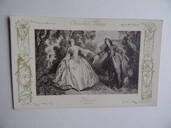 Carte Postale CHOCOLAT VINAY Nicaise Série VIII 28 Sujets N° 16 - Advertising