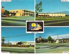 "Slumber Lodge Motel Chain, British Columbia Victoria, Vancouver Others 7"" X 5.5""  17.5 Cm X 14 Cm"