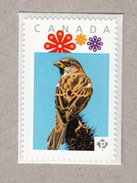 SPARROW Personalized Postage Stamp MNH Canada 2017 [p17-01bd61] - Moineaux