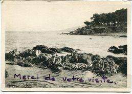 - 41 - Saint - Aygulf - ( Var) - Calanques, Grand Format, édition Dragui, Cliché Peu Courant, , TBE, Scans. , - Sainte-Maxime