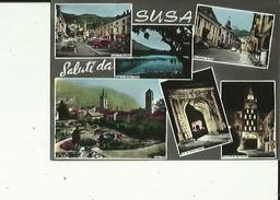 Carte De Susa _Saluti ( Multivues (  ) - Andere