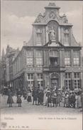 Mechelen Malines Salle De Vente Fr. De Blauw Rue De La Chaussee HN A A Nr 405 CPA OUDE POSTKAART - Malines