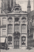 Mechelen Malines Gevel Facade Louis Lodewijk XV - Mechelen