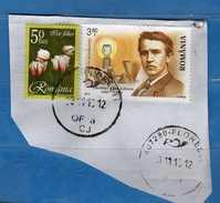 Romania - ° 2006-2014 - Su Frammento.   Vedi Descrizione - 1948-.... Repubbliche