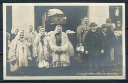 Karpathenbewohner In Munkacs/ Ukraine - Um 1915? - S/w - N. Gel. - Europe