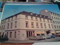 GERMANY Aschaffenburg - Hotel POST AUTO CAR   VB1971  FX10701 - Aschaffenburg