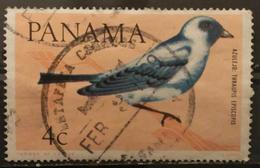 PANAMA 1965 Birds. USADO - USED. - Panamá