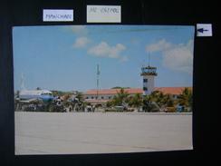 SALVADOR / BAHIA (BRAZIL) AIRPORT POSTCARD IN THE STATE - Aérodromes