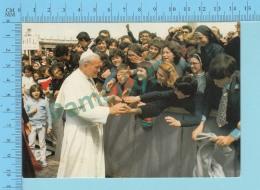 Pape, Papa, Pope - 1979 Odience Générale, Papa Giovanni Poalo II, Pape  Jean Paul II - 2 Scans - Papes