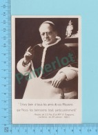Pape, Papa, Pope - Pie XI, Pius XI - 2 Scans - Papes