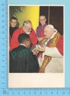 Pape, Papa, Pope - Audience Du Pape Joannes XXIII, Jeran XXIII - 2 Scans - Papes