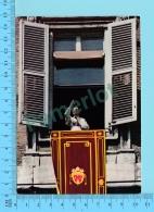 Pape, Papa, Pope - Anno Santo  1975 Benediction Du Pape Paul VI Paulus VI - 2 Scans - Papes