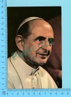 Pape, Papa, Pope -  Pape Paul VI Paulus VI - 2 Scans - Papes