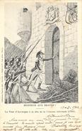 Honneur Aux Braves - La Tour D'Auvergne à La Tête De La Colonne Infernale 1795 - Illustration P. Méjanel - History