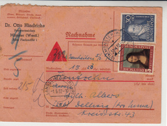 Germany / Charity Stamps / Humanitarian Relief - Allemagne