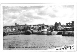 BOULOGNE SUR MER VUE PANORAMIQUE  VERS LA CATHEDRALE  APRES LA GUERRE    ****      A   SAISIR  * *** - Boulogne Sur Mer