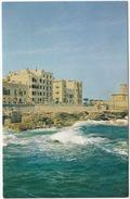 Sliema - Ghar-id-dud Promenade - (Malta) - Malta