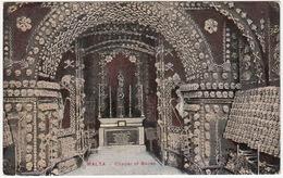 Malta - Chapel Of Bones - (Skulls)  - (Malta) - Malta
