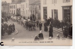 Le Poiré Sur Vie : Souvenir Du Jubilé 1926 - Poiré-sur-Vie