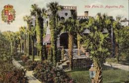 Etats Unis  FL   - St Augustine - Villa Flora - St Augustine