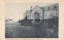 Etats Unis   Conn - New London - Palmer Library - Connecticut College - Etats-Unis