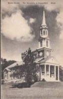 Etats Unis Conn - Storrs Church - The University Of Connecticut  - Achat Immédiat - Etats-Unis