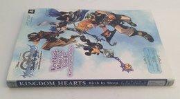 Kingdom Hearts Birth By Sleep Keyblade Master's Guide PSP    ( Used / Japanese ) - Books