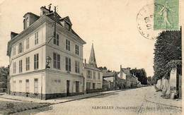 CPA - SARCELLES (95) - Aspect De La Route D'Ecouen En 1922 - Sarcelles