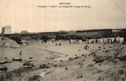 LE CONQUET -29- PLAGE DE PORTEZ - Le Conquet