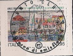 2016 Italien Mi. 3950 Used   50. Jahrestag Der Flutkatastrophe In Florenz. - 2011-...: Usati
