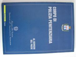 OFFERTA - FOLDER ANNO 2004 - POLIZIA PENITENZIARIA - COMPLETO IN PERFETTO STATO DI CONSERVAZIONE - 6. 1946-.. Repubblica