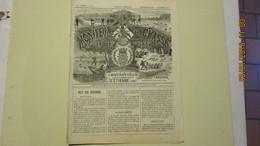 Numéro 1 Du Moniteur De La Chasse Et Des Tirs / Déc. 1881 Janvier 1882 - Livres, BD, Revues