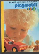 (jouets) Catalogue PLAYMOBIL 1-2-3 (CAT572) - France
