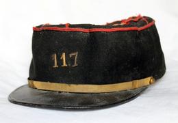 Képi Polo 1914-1918 Artillerie - Helme & Hauben