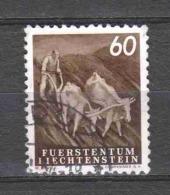 Liechtenstein 1951 Mi 297 Canceled