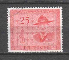 Liechtenstein 1953 Mi 317 Canceled (SEE SCAN)