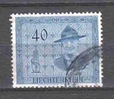 Liechtenstein 1953 Mi 318 Canceled