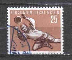Liechtenstein 1954 Mi 324 Canceled