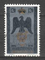 Liechtenstein 1956 Mi 347 Canceled