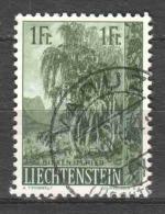 Liechtenstein 1957 Mi 359 Canceled (1)