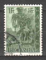 Liechtenstein 1957 Mi 359 Canceled (2)