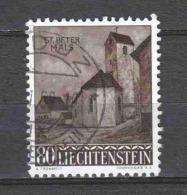 Liechtenstein 1958 Mi 376 Canceled (2)