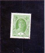 B - Russia 1927 - Operaio (linguellato) - Unused Stamps