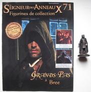Figurine Le Seigneur Des Anneaux N°71 / Grands Pas à Bree - Lord Of The Rings