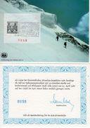 5.3.1981, Himalaya Expedition Auf Den Makalu 8481m  Für SOS Kinderdörfer , Los 37213