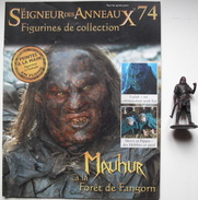Figurine Le Seigneur Des Anneaux N°74 / Mauhur à La Forêt De Fangorn - Herr Der Ringe