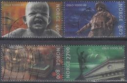 NORUEGA 2000 Nº 1295/98 USADO - Noruega