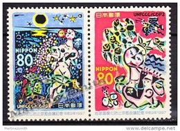 Japon - Japon 1997, Yvert  2393-94, 3rd Conference On The Convention Of Climate Change At Kyoto - MNH - 1989-... Emperador Akihito (Era Heisei)